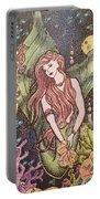 Mermaid Magic Portable Battery Charger