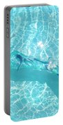 Mermaid Glide Portable Battery Charger