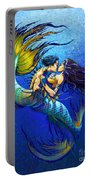 Mermaid Kiss Portable Battery Charger