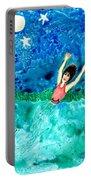 Mermaid Metamorphosis Portable Battery Charger