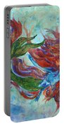 Mermaid Swimming Portable Battery Charger