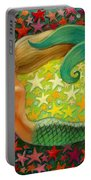 Mermaid's Circle Portable Battery Charger