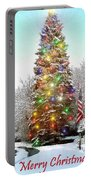 Merry Christmas 2015 Portable Battery Charger
