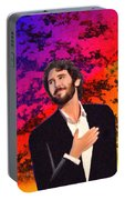 Merry Christmas Josh Groban Portable Battery Charger