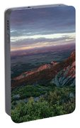 Mesa Verde Soft Light Portable Battery Charger