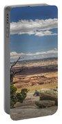 Mesa View In Utah Portable Battery Charger