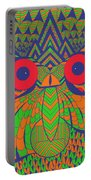 Mesmerizing Owl Portable Battery Charger