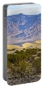 Mesquite Flat Sand Dunes Portable Battery Charger