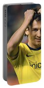 Messi 2 Portable Battery Charger