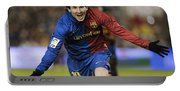 Messi 1 Portable Battery Charger