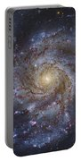 Messier 101, The Pinwheel Galaxy Portable Battery Charger