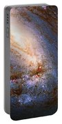Messier 66 Galaxy Enhanced Portable Battery Charger