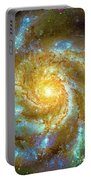 Messier Galaxy Portable Battery Charger