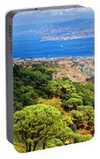 Messina Strait - Italy Portable Battery Charger