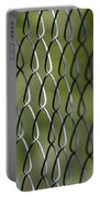 Metal Fence Portable Battery Charger