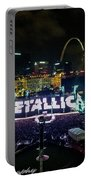 Metallica In Stl Portable Battery Charger