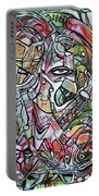 Metaphysical Babylon Portable Battery Charger