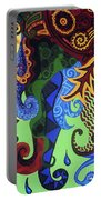 Metaphysical Fauna Portable Battery Charger