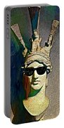 Metaphysical Goddes Portable Battery Charger