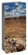 Meteor Crater Portable Battery Charger
