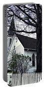 Methodist Church On City Island Portable Battery Charger