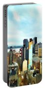 Metro Skyline Portable Battery Charger