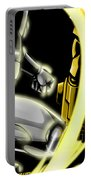 Metroid Portable Battery Charger