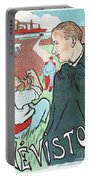 Mevisto In The Country French Theatre Ad Portable Battery Charger