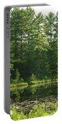 Mew Lake Algonquin Park Portable Battery Charger