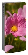 Mexican Aster Flowers 2 Portable Battery Charger