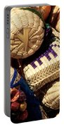 Mexican Baskets Portable Battery Charger