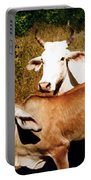 Mexican Cattle Portable Battery Charger