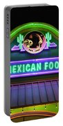 Mexican Food Portable Battery Charger