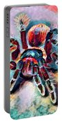 Mexican Red Knee Tarantula Portable Battery Charger