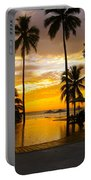 Mexican Sunset Portable Battery Charger