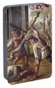 Mexico: Christian Martyrs Portable Battery Charger