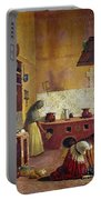 Mexico: Kitchen, C1850 Portable Battery Charger