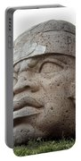 Mexico: Olmec Head Portable Battery Charger