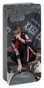 Mgk Drums Portable Battery Charger