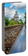 Mi New Haven Rail Road Reflections Portable Battery Charger