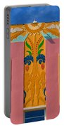 Miami Beach Art Deco Portable Battery Charger