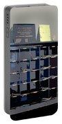 Miami Beach Hotel Key Slots Portable Battery Charger