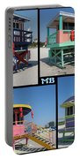 Miami Huts Portable Battery Charger