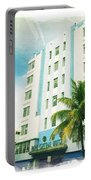Miami South Beach Ocean Drive 4 Portable Battery Charger