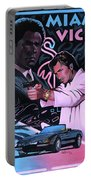 Miami Vice Portable Battery Charger