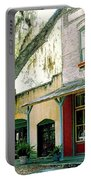 Micanopy Storefronts Portable Battery Charger