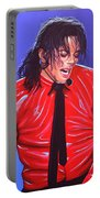 Michael Jackson 2 Portable Battery Charger
