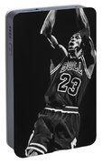 Michael Jordan Portable Battery Charger