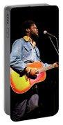 Michael Kiwanuka, Photographed By Anna Webber At Heartbreaker Ba Portable Battery Charger