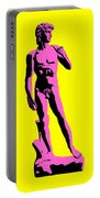 Michelangelos David - Punk Style Portable Battery Charger